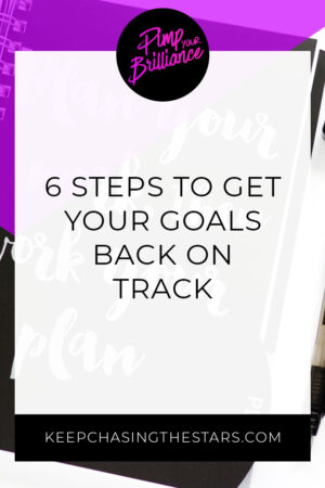 Did your Q1 plans go completely off the rails? Check out these 6 steps to rebound and get your goals back on track.