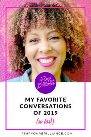 Did you know that I LOVE to be interviewed? Hosting my podcast is a lot of fun but it's a welcome change of pace when I'm in the interview chair. I've been featured on some really amazing podcasts by phenomenal women entrepreneurs. These have been my favorite conversations of 2019 so far.