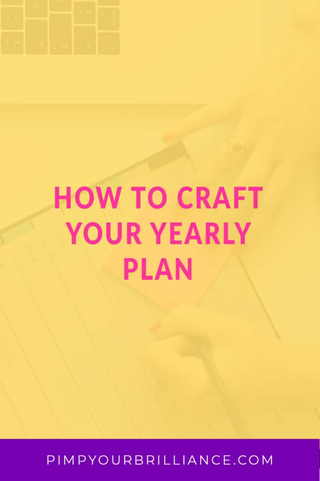 I'm sharing ways to plan and prepare for the year in your creative business.