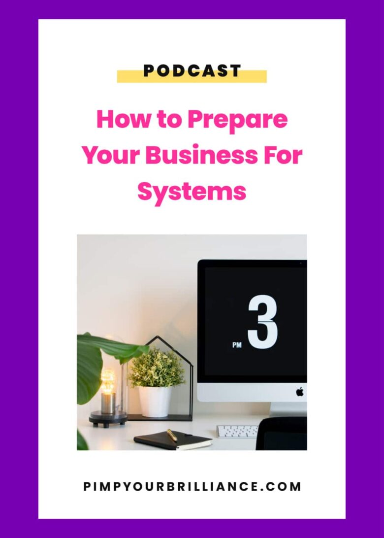 How to prepare your business for systems