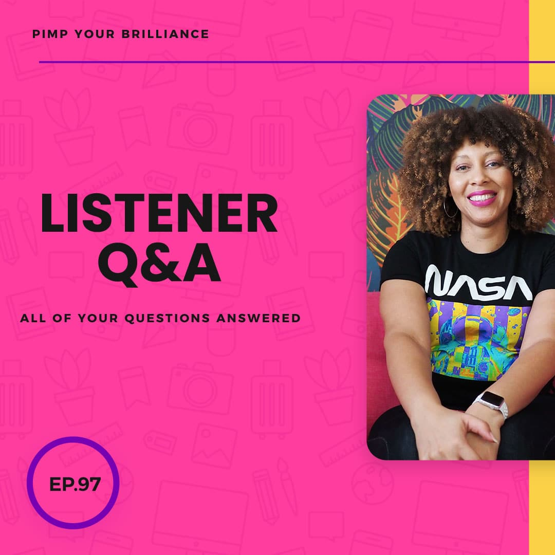 Listener Q&A: Marketing Online, Blocking Out The Gurus, & More