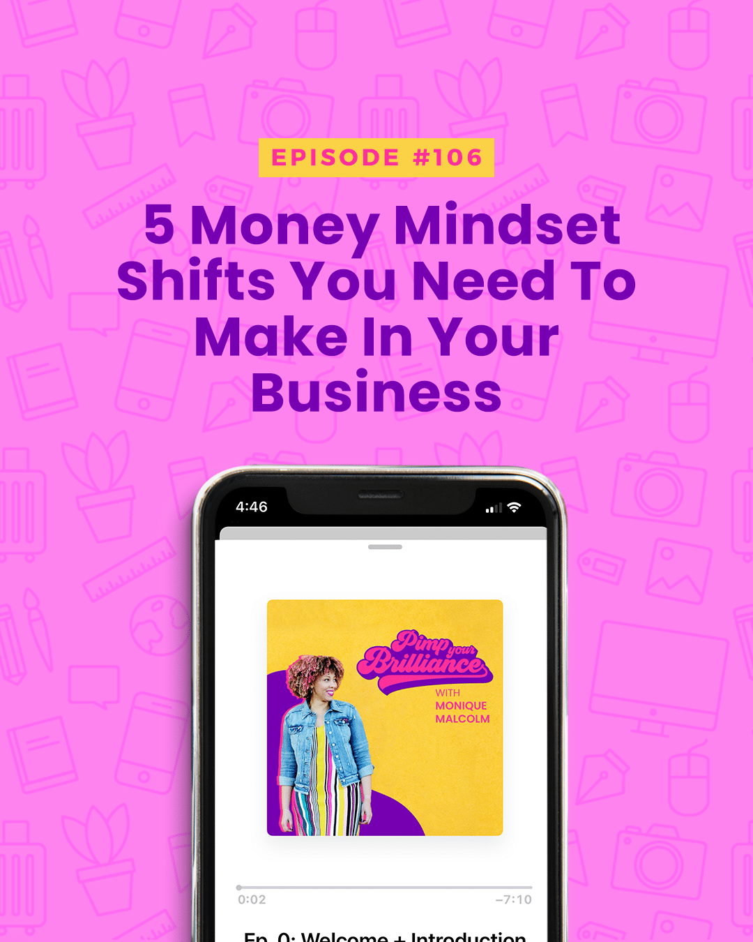 5 Money Mindset Shifts You Need To Make - Pimp Your Brilliance